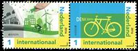 Netherlands - Europa 2016 - Mint set 2v