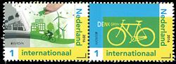Holland - Europa 2016 - Postfrisk sæt 2v