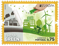 Portugal - Europa 2016 - Mint stamp