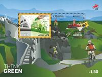 Portugal - Europa 2016 - Postfrisk miniark