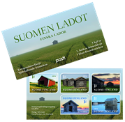 Finland - Barns - Mint booklet