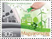 Hungary - Europa 2016 - Mint s/s