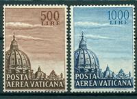 Vatikanstaten - 1953