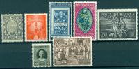 Vatikanstaten - Parti - 1929-51