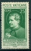 Vatikanet - 1936