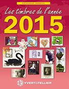 YVERT & TELLIER - Koko Maailma, vuosi 2015