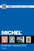 Michel Itävalta erikoisluettelo 2016