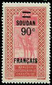 Sudan - YT 47 mint