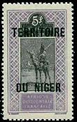 Niger - YT 17 Postituore
