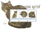 Holland - Katte - Postfrisk sæt miniark