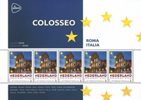 Holland - Europas hovedstæder - Rom - Postfrisk miniar