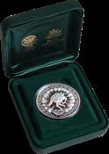 OL 2000 i Sydney - Sølvmønt med kænguru
