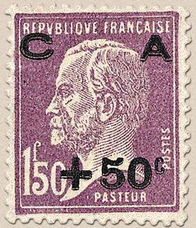 Frankrig - YT 251 - Postfrisk