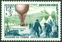 Frankrijk 1955 - YT 1018 - Postfris