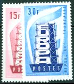 France - YT 1076-77