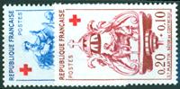 Francia - YT 1278-79
