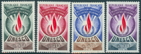 French - YT 39-42 - official stamps