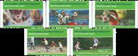 Tyskland - Fodbold - Postfrisk sæt