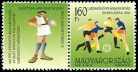 Ungarn - Fodbold VM - Postfrisk frimærke
