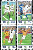 Fiji 2006 - FIFA World Cup - Mint set