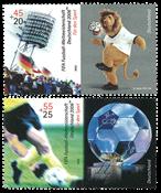 Tyskland - Sport 2005 - Postfrisk sæt