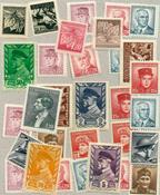 Tjekkoslovakiet - Dubletlot