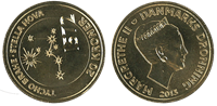 20 kr. Tycho Brahe