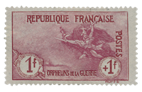 France 1917 - YT 154 - Unused