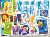 Romania - Year 1962 mint