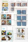 Portugal - 11 blocs obl. différents