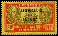 Wallis & Futuna - YT 65 mint