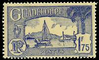Guadeloupe - YT 117B postfrisk
