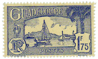 Guadeloupe - YT 117B neuf