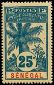 Senegal - YT 37 mint