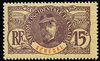 Senegal - YT 35 mint