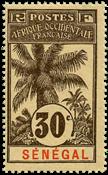 Senegal - YT 38 mint
