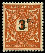 Dahomey - Tax YT 18