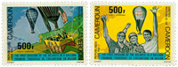 Cameroon - YT  PA299-300