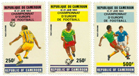 Cameroon - YT  PA327-29