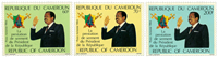 Cameroon - YT  PA332-34