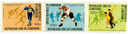 Cameroun - YT  PA272-74 - Postfrisk