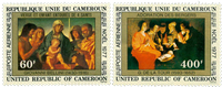 Cameroon - YT  PA276-77