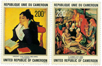 Cameroon - YT  PA282-83