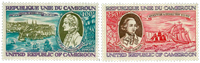 Cameroon - YT  PA285-86