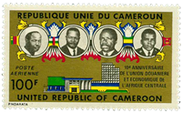 Cameroon - YT  PA238