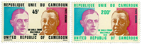 Cameroun - YT  PA240-41 - Postfrisk