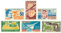 Cameroon - YT  PA259-64