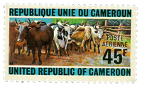 Cameroon - YT  PA225