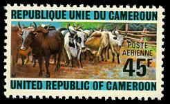 Cameroun - YT  PA225 - Postfrisk