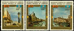 Cameroun - YT  PA197-99 - Postfrisk
